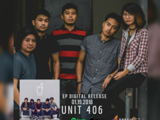 Unit 406 to release debut EP digitally at 12MN