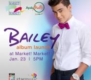 Bailey Grand Album Launch