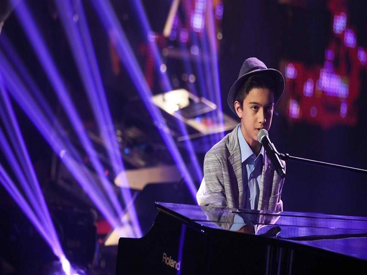 Filipino Austrian Lukas Janisch Conquers The Voice Kids Germany