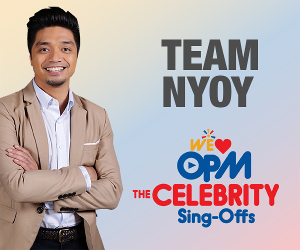 Nyoy Volante's Team Power Chords On We Love OPM