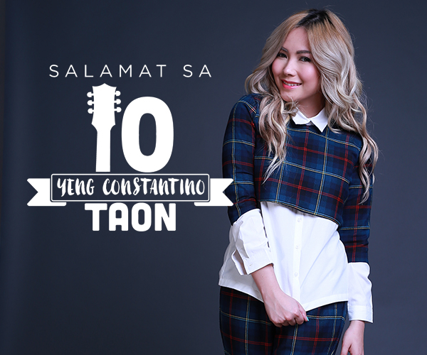 10 Most Remarkable Things About Pop Rock Royalty Yeng Constantino
