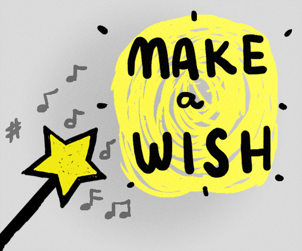 Make A Wish To Your Favorite Star, And Watch It Come True!