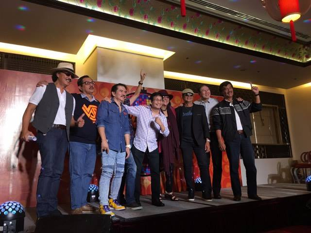 Resorts World Manila Brings together '70s Music Icons for
