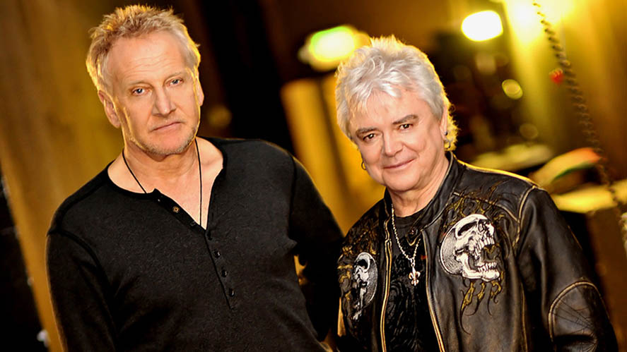 Air Supply apresenta Lost in Love Tour no Brasil