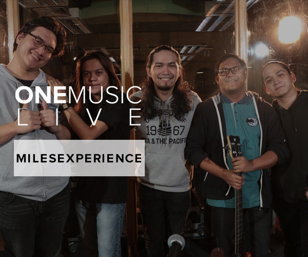 #OneMusicLIVE with MilesExperience!