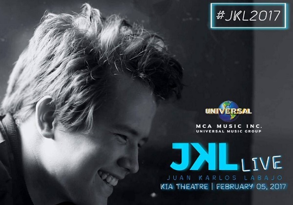 JUST IN: JK Labajo's postpones February concert