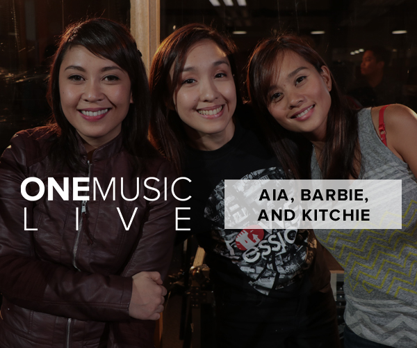 Onemusiclive With Aia De Leon Barbie Almalbis And Kitchie Nadal One Music Ph