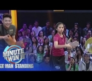 Darren Espanto on Minute to Win It!