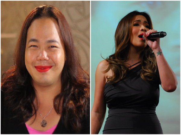 LISTEN: Darla Sauler's first composition sung by Angeline Quinto