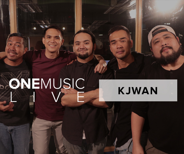 #OneMusicLIVE + Exclusive Interview with KJWAN!