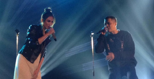 WATCH: Sarah G, Bamboo back together on ASAP stage