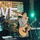Lucky Fans Meet Kaye Cal on One Music Live Summer Jam