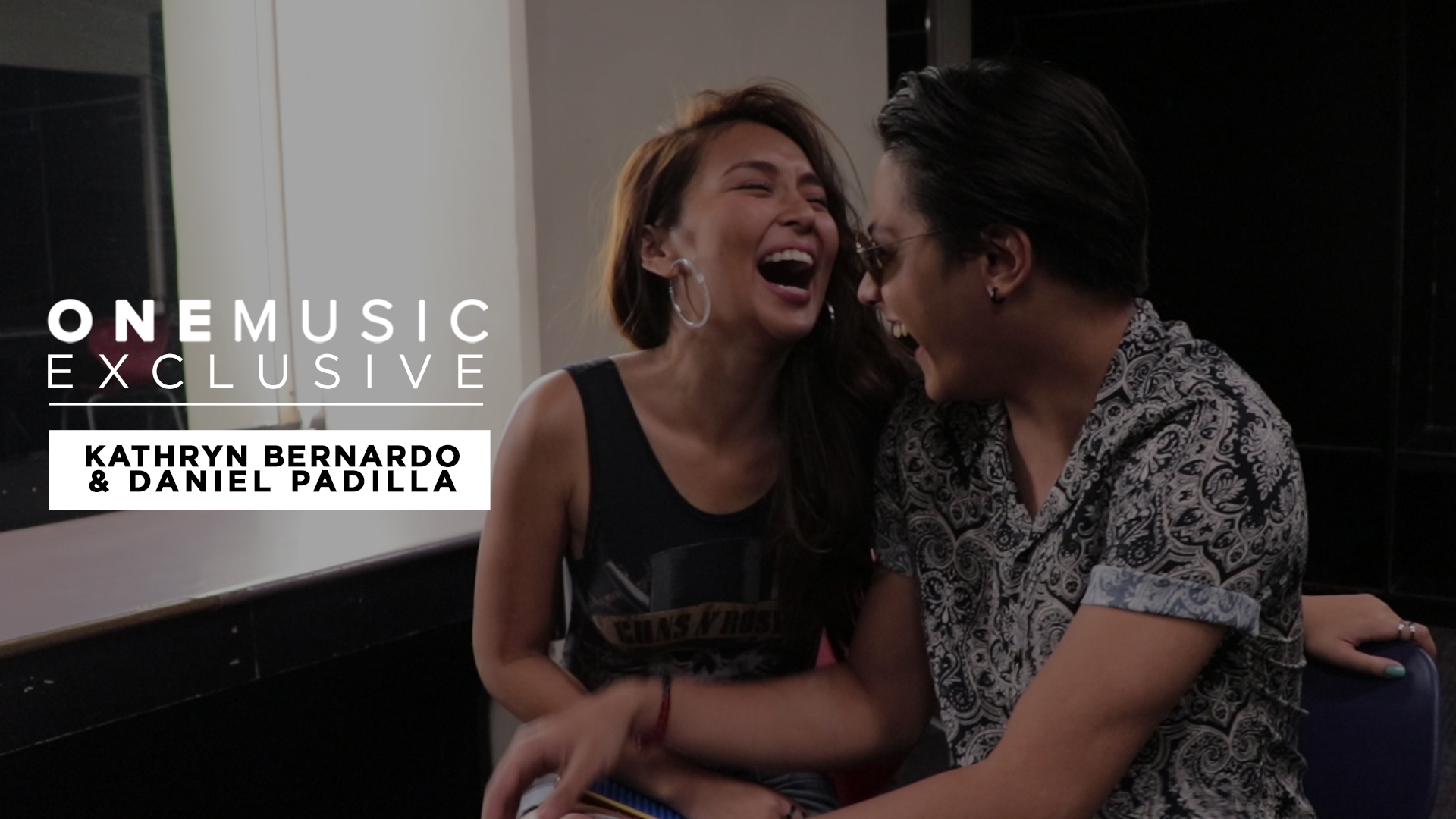 WATCH: Kathryn Bernardo, Daniel Padilla share playlist to One Music PH