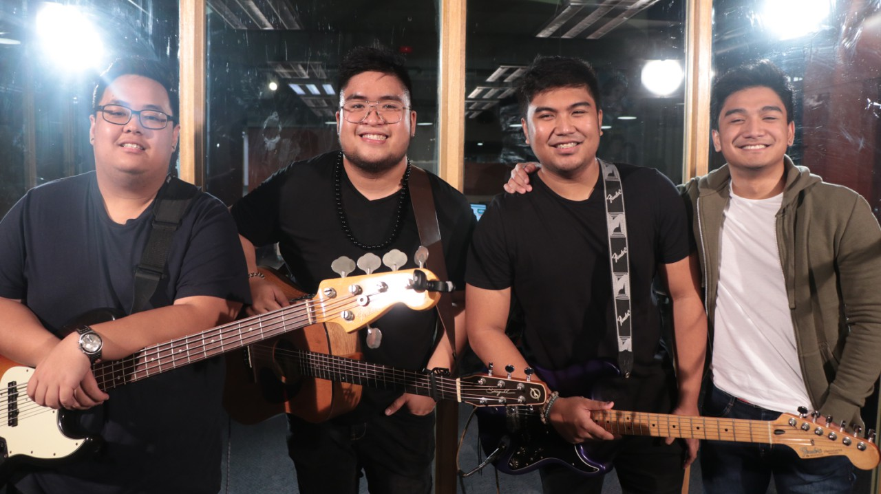 Not Just A Cover Band: Agsunta Strives to be Known for Original Music