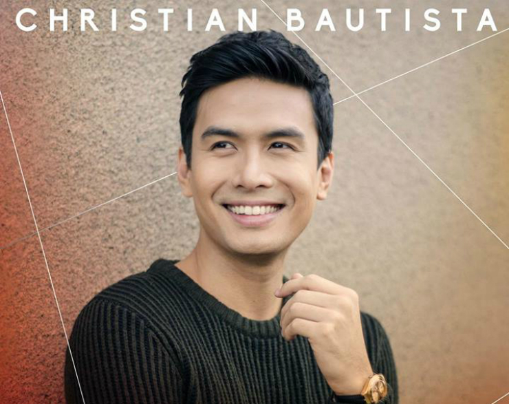 Christian Bautista Launches Much Awaited Album Kapit On September  At The Music Museum