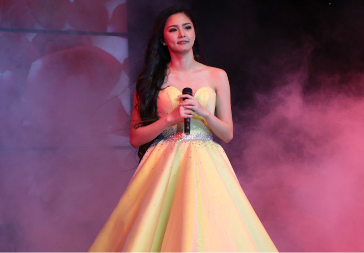 Kim Chiu officially launches new album