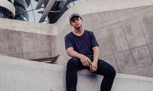 LOOK: Khalil Ramos directs a music video