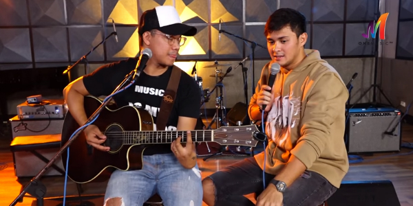 """WATCH: Learn how to play """"Hey"""" by Matteo Guidicelli"""