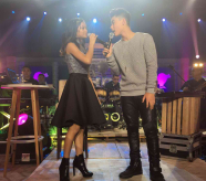 Bailey May's performance at Ylona's digital concert