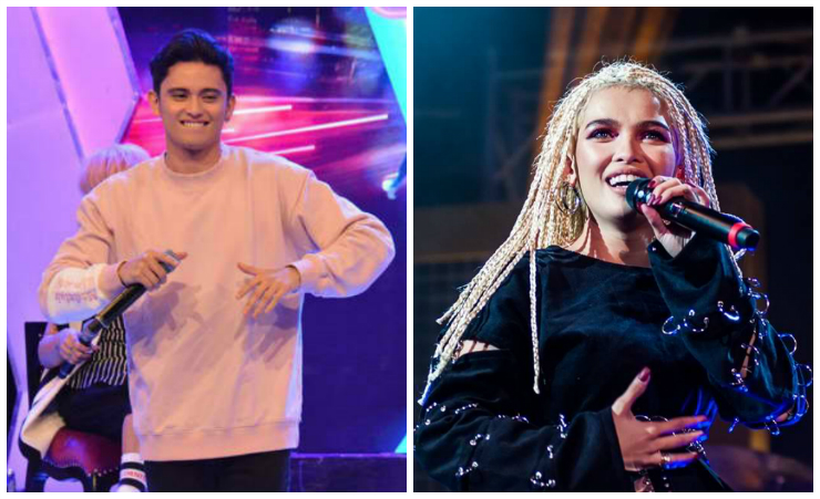 James Reid and KZ Tandingan collab might happen soon!