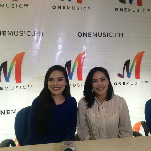 One Music PH welcomes Sarah Caballero and Michan Saubon as its newest signed artists!