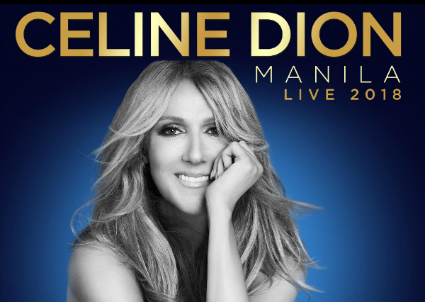 Celine Dion announces Live 2018 Tour, to play in Manila this July!