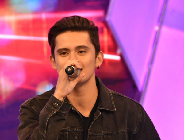 """James Reid says upcoming UP Roots event is """"Solid"""""""
