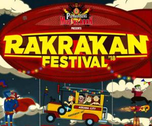 Rakrakan Festival returns this February!