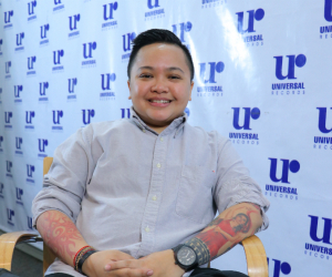Ice Seguerra renews contract with Universal Records