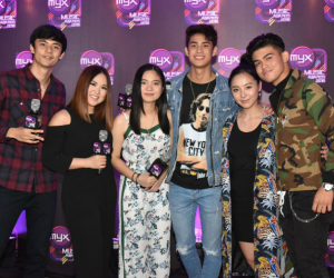 Nominees for MYX Music Awards 2018 out now!