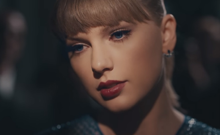 """WATCH: Taylor Swift releases """"Delicate"""" music video"""