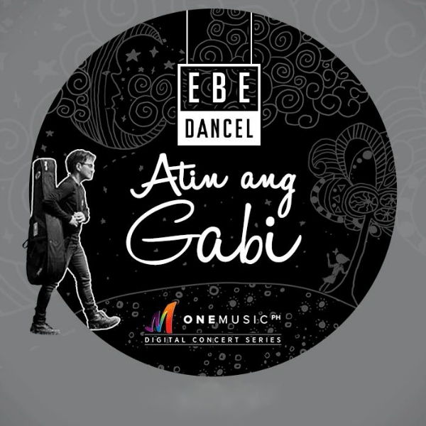 "Ebe Dancel's ""Atin Ang Gabi"" digital concert moved to May 13"
