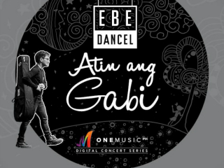 Ebe Dancel's digital concert moved to May 13