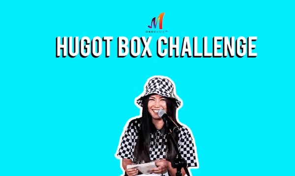 The One Music Hugot Box Challenge with Yeng Constantino