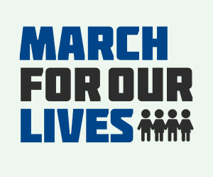 Music stars show support for #MarchForOurLives