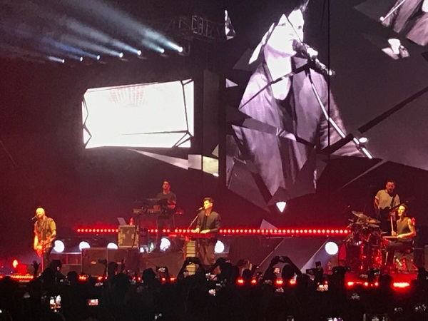 LOOK: The Script nails 'most interactive' concert in Manila