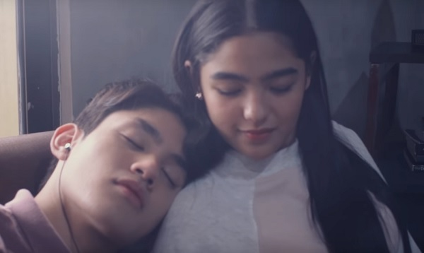 Grae Fernandez, Andrea Brillantes star in 6cyclemind's new music video