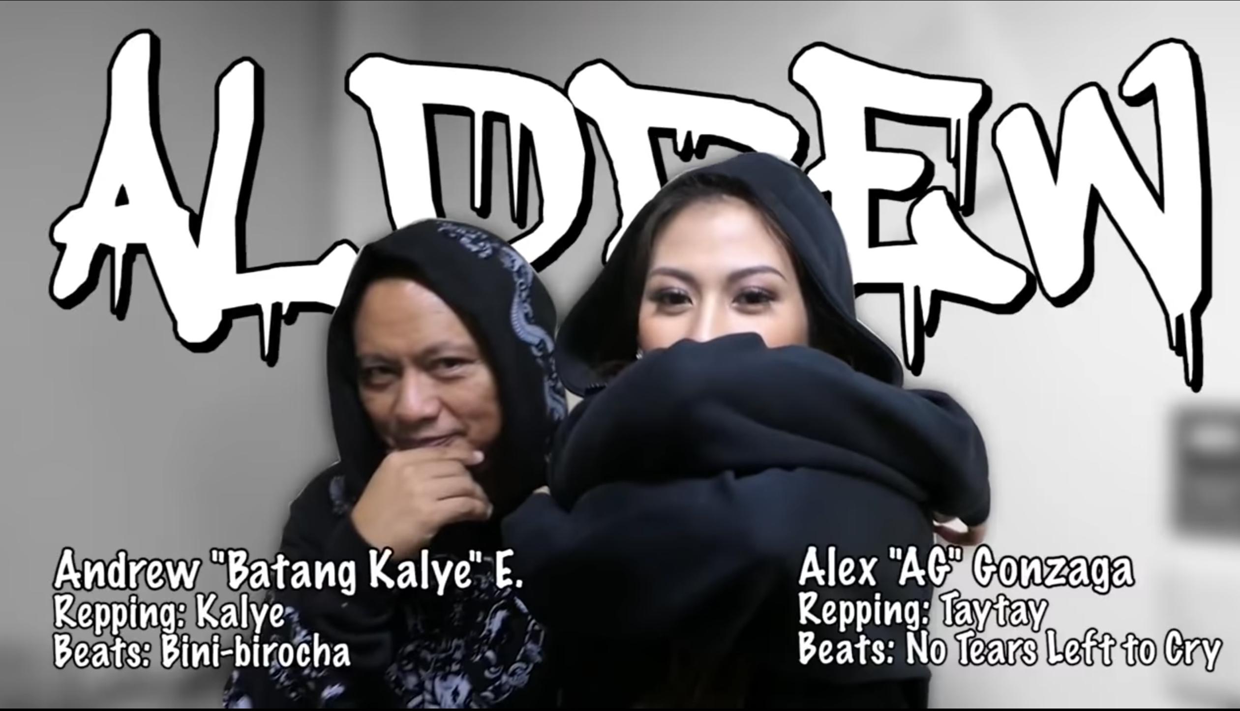 WATCH: Alex Gonzaga pursuing a new career as a rapper?