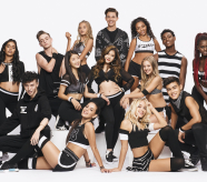 Bailey May and other members of 'Now United' now in Manila
