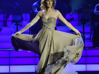 Just like our hearts, the show must go on for Celine Dion