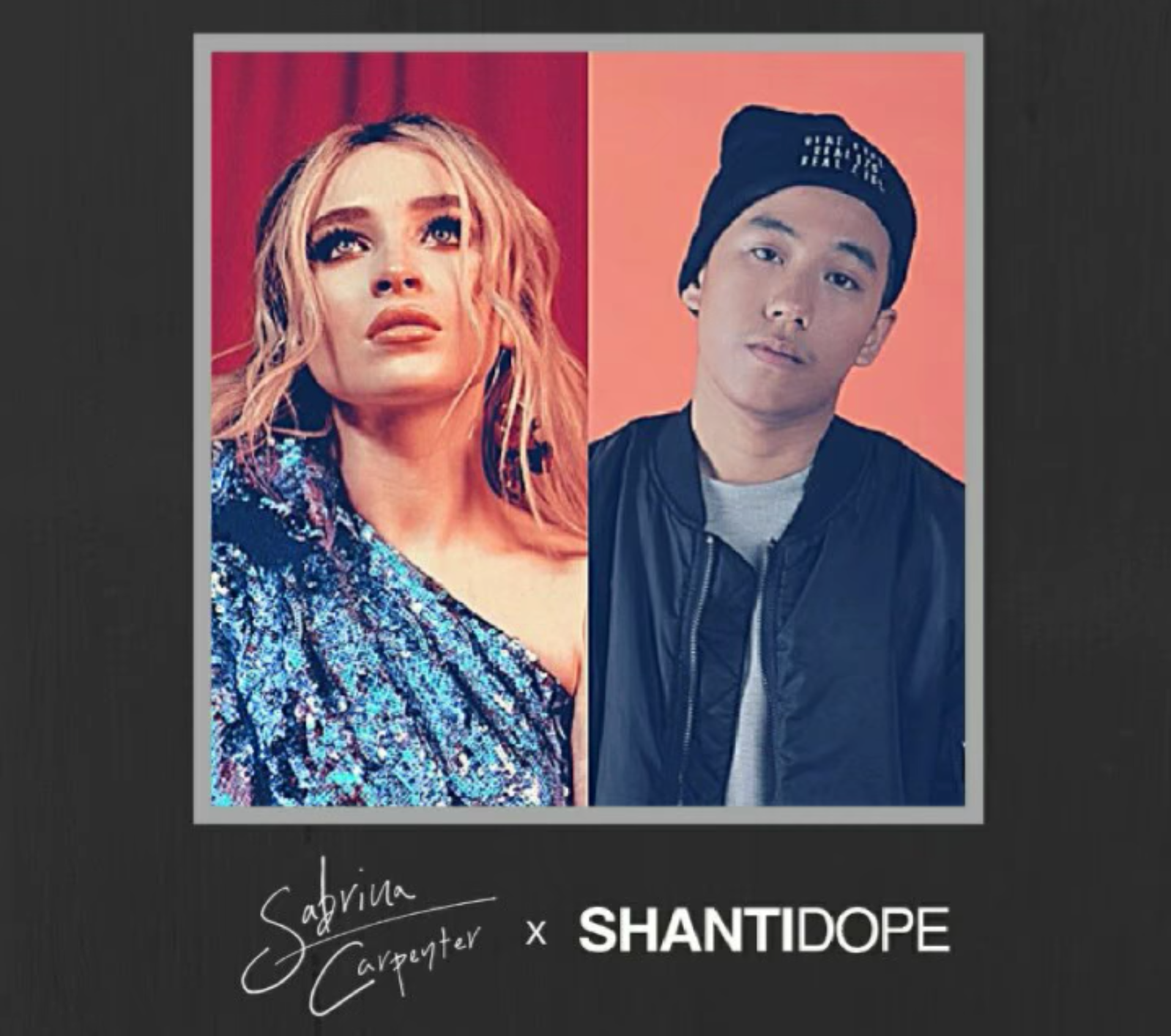 LISTEN: International pop star Sabrina Carpenter collaborates with Shanti Dope on new single 'Almost Love'