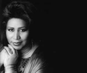The world mourns the passing of Aretha Franklin