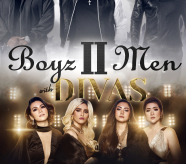 Boyz II Men with DIVAS: Back to Back LIVE in Concert