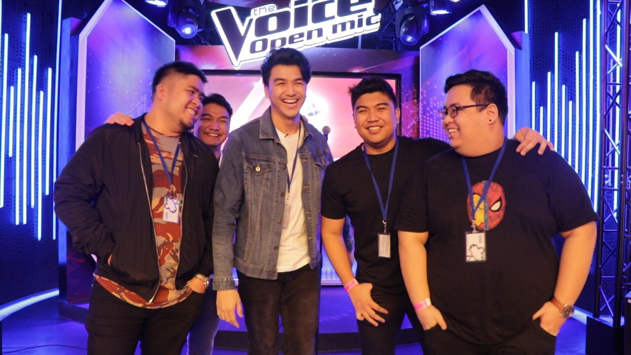 Migz Haleco and Agsunta explore the ABS-CBN Studio Experience, audition for 'The Voice'