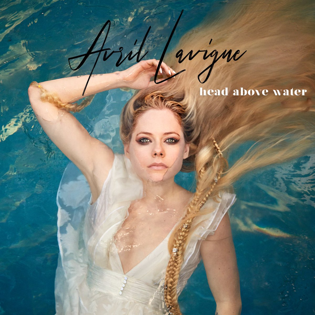 Avril Lavigne makes emotional comeback after 5 years with 'Head Above Water'