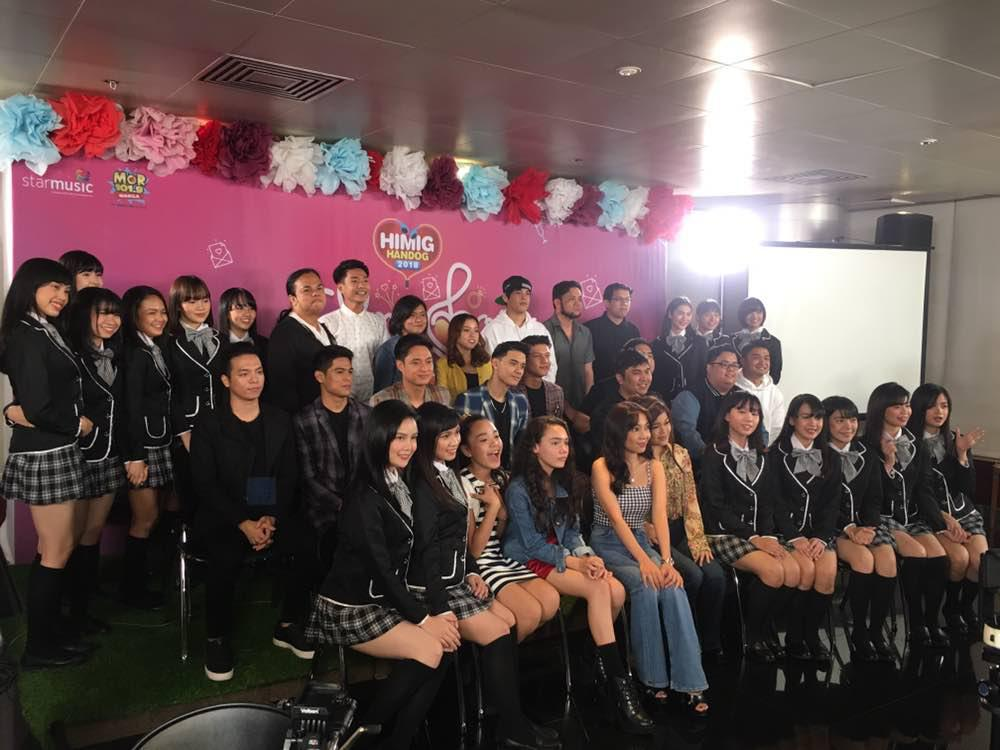 LOOK: The Top 10 interpreters of Himig Handog 2018