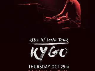 Norwegian Embassy gives away 30 VIP-tickets to Kygo concert