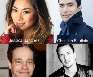 Jessica Sanchez and Christian Bautista collab for Christmas