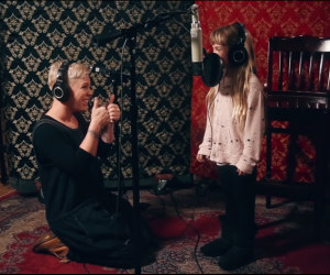 WATCH: P!nk and her daughter sing 'A Million Dreams'