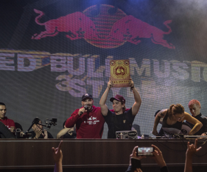 DJ Mark Thompson is the Red Bull Music 3Style national champ
